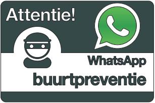 Whatsapp Buurtgroepen